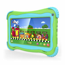7'' Kids Google Tablet PC HD WiFi 16G Android Pad Quad Core Dual Camera Phablet