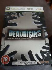 XBOX 360 Dead Rising: edición Limitada Estuche de Acero (Xbox 360) Edición Limitada,