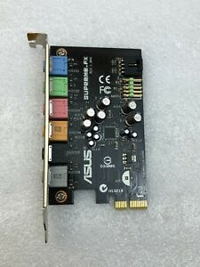 Asus SupremeFX Rev 1.04G P5N32-E SLI <Green> Audio Sound Card