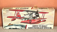 1/72 AIRFIX GRUMMAN DUCK MODEL KIT #263