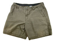 Columbia Men's 38 Cargo Shorts Sportswear Company Omni-Shield Sun Protection