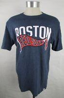 Boston Red Sox Majestic Men's Short Sleeve Screen Print Graphic T-Shirt MLB M