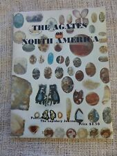 THE AGATES OF NORTH AMERICA