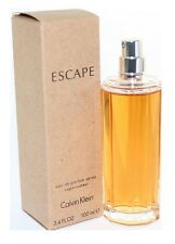 Escape By Calvin Klein Women 3.4 oz 100 ml Eau De Parfum Spray Tst Bottle No cap