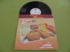 """ZZ Top - T.V. Dinners (Full Length Version) / Cheap Sunglasses RARE 1984 UK 12"""""""