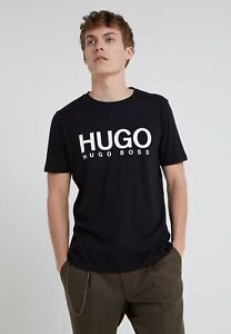T'shirt Hugo Boss NOIR- BLANC- GRIS- BLEU- S- M- L -XL- XXL