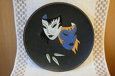 50er- & 60er-Jahre-Keramik-Teller
