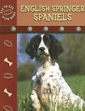 English Springer Spaniels (Eye to Eye with Dogs)-ExLibrary