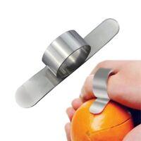 Finger Held Grapefruit Lemon Orange Peeler Citrus Peel Opener KitcheN Tools