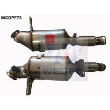 DIESEL PARTICULATE FILTER DPF VW AMAROK 2H 2012> 2.0LTR WCDPF75 RPF294