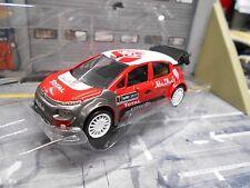 CITROEN C3 WRC Rallye WM Presentation 2017 Norev Jet SONDERPREIS 1:43