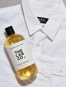 The Lab Co. Signature Laundry Detergent Wash Plant Based Orange & Lavender 500ml