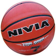 Nivia Top Grip Basketball, Size 7