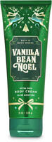 $5 OFF *NEW* Vanilla Bean Noel 8 oz Body Cream Bath & Body Works SHIPS FREE!