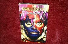 DAVID LEE ROTH, EAT 'EM & SMILE 1986 CASSETTE, Van Halen, Steve Vai