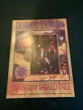 1983 Duran Duran Seven And The Ragged Tiger Sheet Music Book