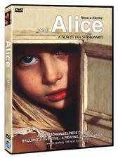[DVD] Alice (1988) Jan Svankmajer *NEW