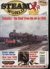 STEAM WORLD MAGAZINE - January 1996