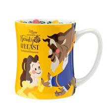 Disney Store Japan Mug Beauty and the Beast story book