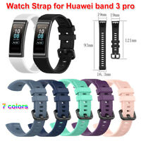 Uhr Armband Strap Armbänder Sport Silicon Watch Band For Huawei Band 3 / 3 Pro
