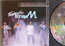 Fantastic Boney M.- Die grossen Erfolge- HANSA/ SONOPRESS- Made in Germany