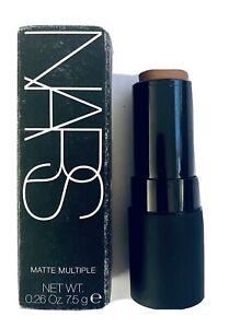 Nars Matte Multiple STICK  Lipstick / Blush / Bronze SHADE Cappadoce