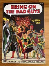 Bring On The Bad Guys , Sc , Fireside Tpb 1976