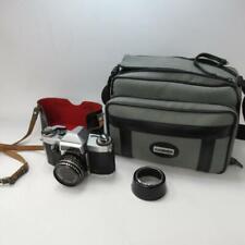 Vintage Praktica Tlova B 35mm Camera - Domiplan 2.8/50 Meyer Optik Gorlitz + Bag