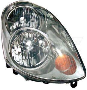 Dorman 1592016 Head Lamp Assembly For 03-04 Infiniti G35
