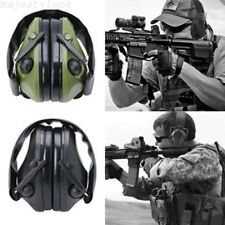 Foldable Shooting Hunting Electronic Earmuffs Noise Canceling Ear Muffs