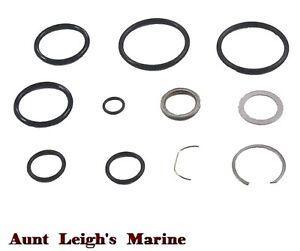 Power Trim Cylinder End Cap Seal Kit MerCruiser Alpha 1 Gen 2 18-2649 25-87400A2