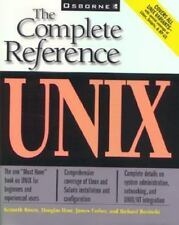 Unix: The Complete Reference-ExLibrary