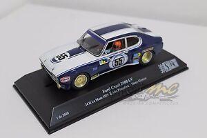 SRC 00401 Ford Capri 2600 LV No.55 24h Le Mans 1973 1/32  #NEW#