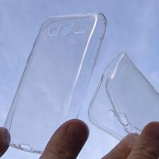 custodia in silicone COVER per Samsung Galaxy Ace 4 LTE G357 bianca + pellicola