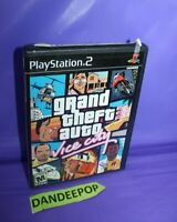 Grand Theft Auto: Vice City (Sony PlayStation 2, 2002) Video Game