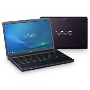 Sony VAIO INTEL CORE I7-Q740 1.73  GHz 16.4IN 500GB 8GB Ram Win10  Nvidia