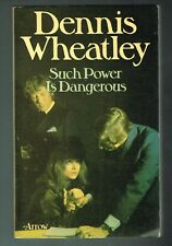 Such Power is Dangerous by Dennis Wheatley 1973 British Paperback