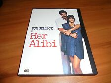 Her Alibi (DVD, Full Frame 1998) Tom Selleck Used