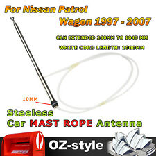 Mast Rope Aerial Upgrade For Nissan 1997-2007 Patrol Wagon Radio Signal Antenna