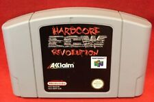 Hardcore ECW Revolution - Cartridge Only - N64 Nintendo 64 - PAL - TESTED