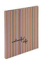 Grande a Rayas Álbum de Recortes Libro Visitas Oficina Útiles Escolares Katz