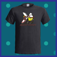 Dodge Scat Pack Logo Muscle Car RT SRT Men's Black T-Shirt S M L XL 2XL 3XL