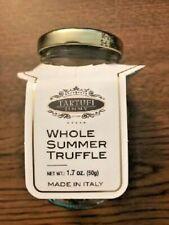 NIB Tartufi Jimmy Whole Summer Truffle 1.7oz Product Of Italy