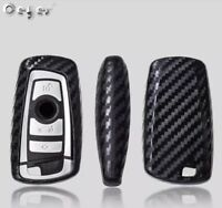 BMW Car Key Case Keyless Key Cover 1, 2, 3, 4, 5, 6, Z4, X3, X5, X6 Carbon Fibre