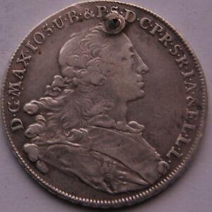 Bayern  Taler 1755 Silber