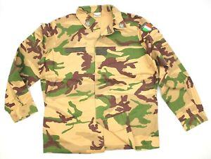 ITALIAN ARMY COMBAT SHIRT / JACKET MIMETICO DESERTO CAMO UNOSOM II SOMALIA 58R