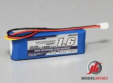 Turnigy 1600mAh 2s 7,4 v lipo battery 2 20-30c Cellule Pack RC LOSI MINI VOITURE