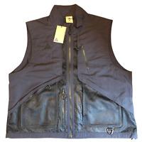 Nike ACG Vest Black UniSex Lightweight Utility Full Zip BQ3619-010 $120.00 (NEW)