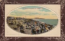 Postcard - Gt. Yarmouth. The Beach from Jetty