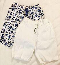 H&M Toddler Shorts 3-4yrs (pair)